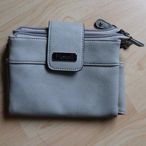 Fiorelli clutch bag strap included faux leather
